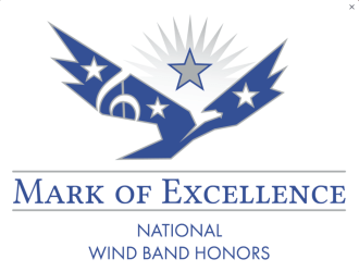 Honors Band Receives National Recognition